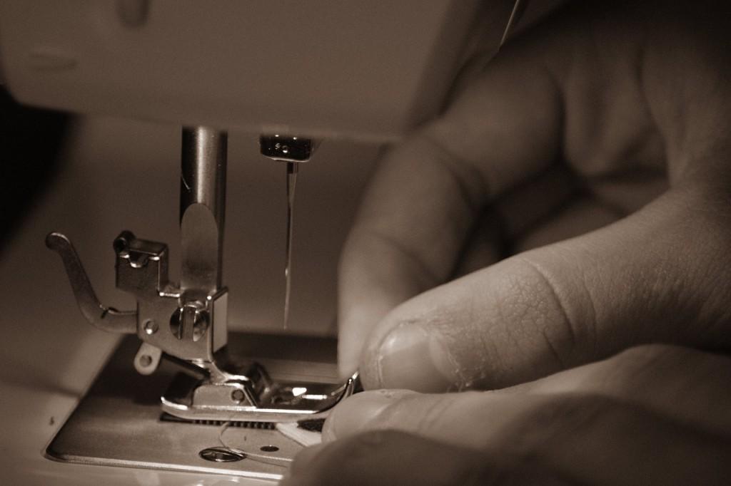 時間を縫う(時間と人のハンドメイドな関係)