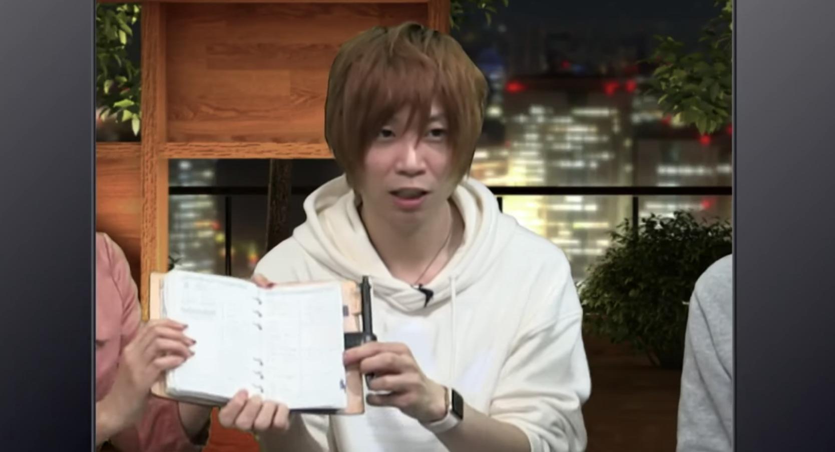 前田裕二さんの手帳のフォーマットが私と似ていたことが嬉しい